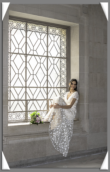 fine and elegant san francisco city hall wedding photography