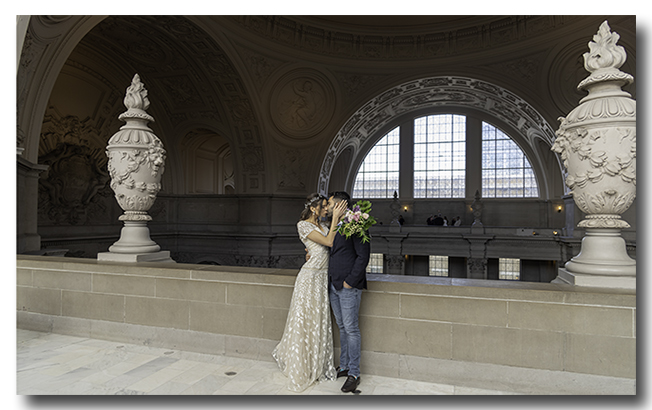 san francisco city hall wedding photography available on short notice