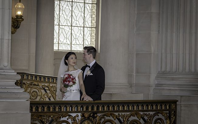 recommended san francisco city hall wedding photography