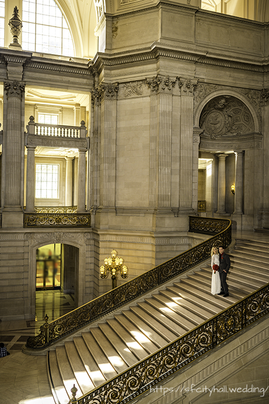affordable City Hall Wedding Photography in San Francisco