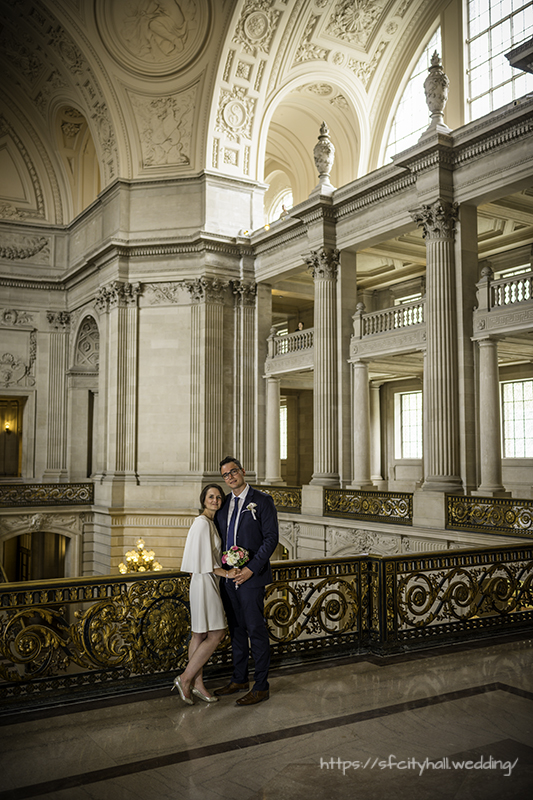 Affordable Topnotch San Francisco City Hall Wedding Photographer