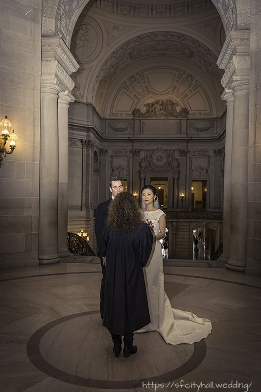 San Francisco Easy On The Budget City Hall Wedding Photography