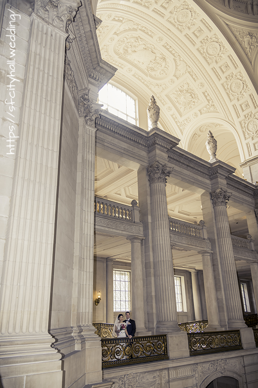 Affordable San Francisco City Hall Wedding Photography